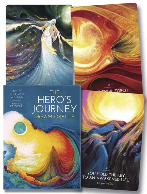 The Hero's Journey Dream Oracle