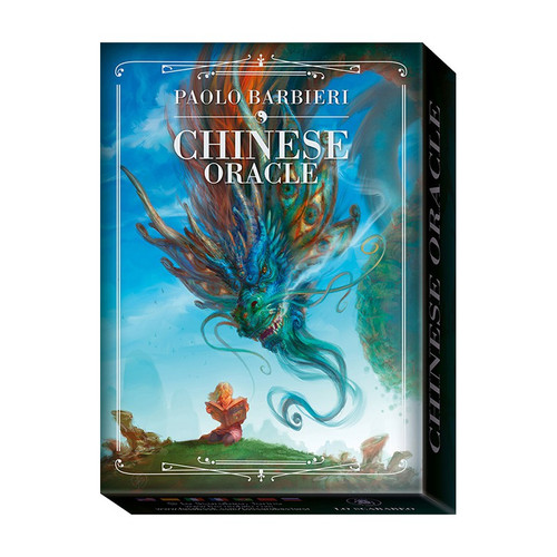Paolo Barbieri - Chinese Oracle