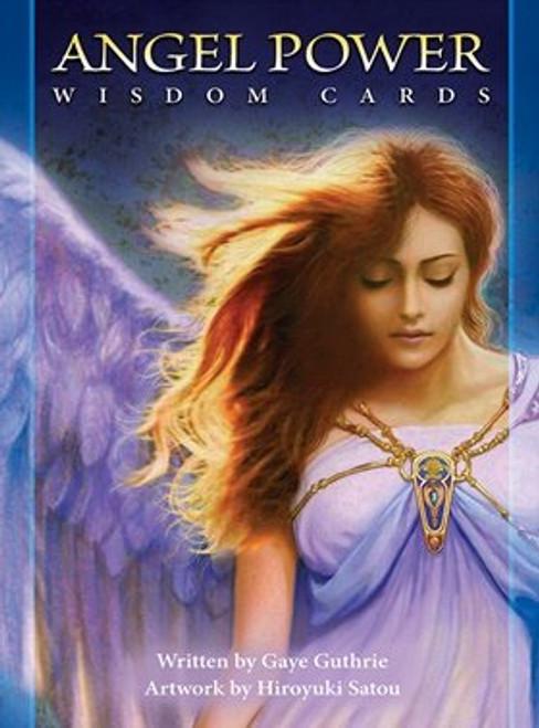 Angel Power Wisdom Cards