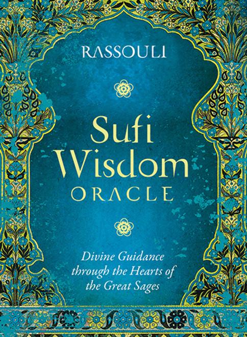 Sufi Wisdom Oracle