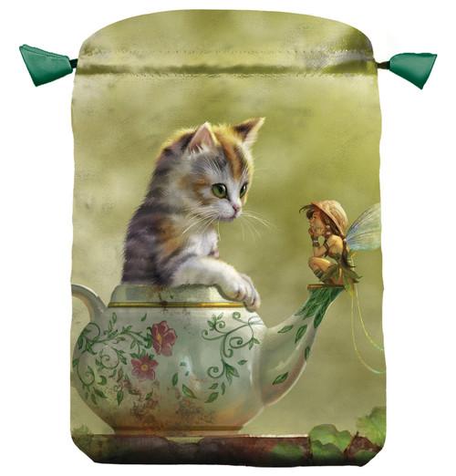 Fantasy Cats Tarot Bag