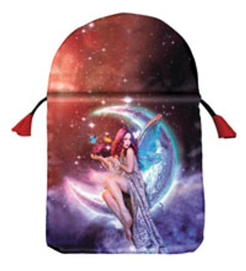 Moon Fairy Tarot Bag (Satin)