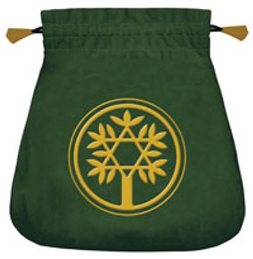 Celtic Tree Tarot Bag (Velvet)