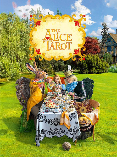 The Alice Tarot - Companion Book