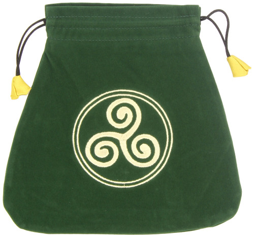 Celtic Triskel Tarot Bag