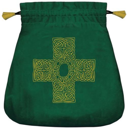 Celtic Cross Tarot Bag (Velvet)