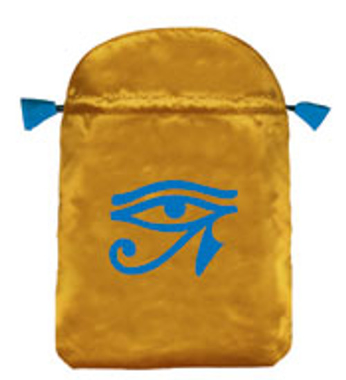 Horus Eye Tarot Bag (Satin)