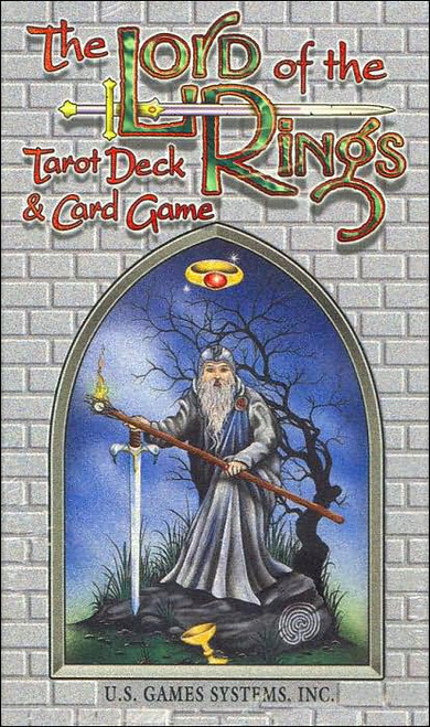 Lord of the Rings: Tarot Cards & Card Game