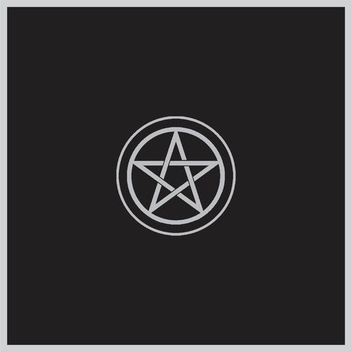 Tarot Cloth - Pentacle