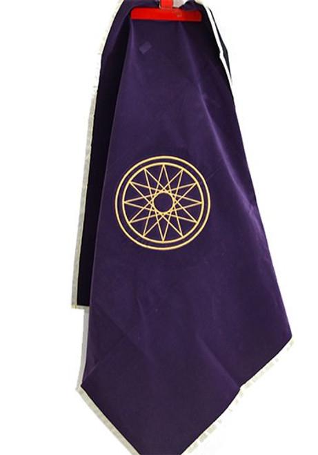 Esoteric Mercury Tarot Cloth
