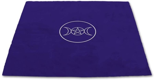 Pagan Circle Tarot Cloth
