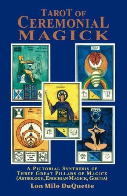 Tarot Of Ceremonial Magick (book)