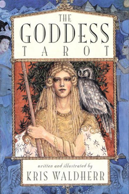 Goddess Tarot Book