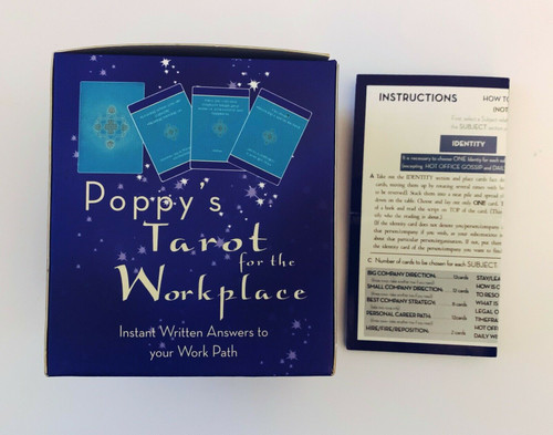 Poppy's Tarot for the Workplace