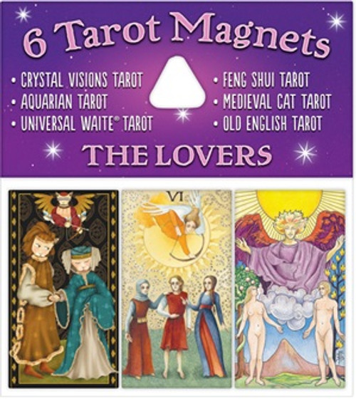 Tarot Magnets - The Lovers