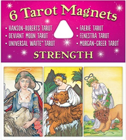 Tarot Magnets - Strength