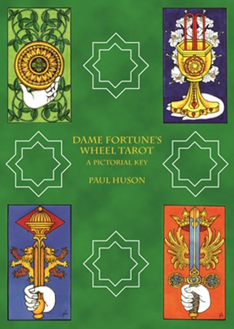 Dame Fortune's Wheel Tarot - Book