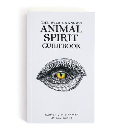 The Wild Unknown Animal Spirit Guidebook
