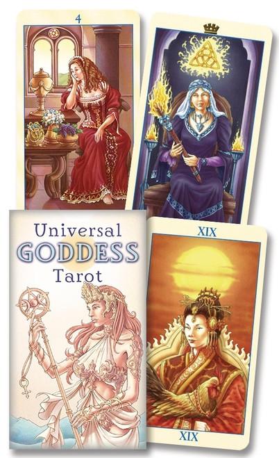 Universal Goddess Tarot Cards