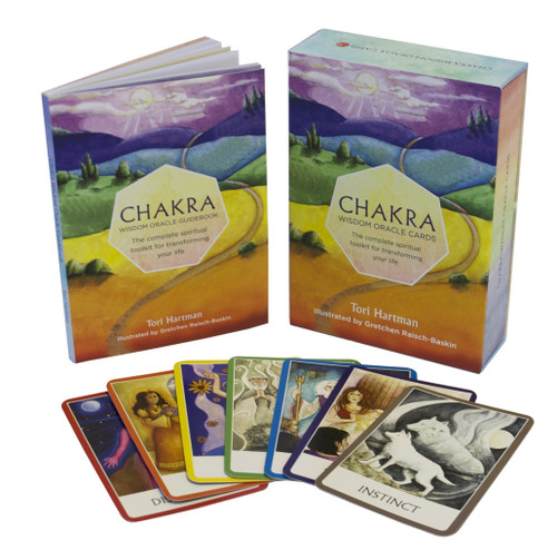 Chakra Wisdom Oracle
