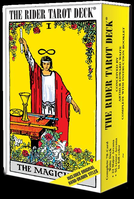 Rider Waite Tarot Cards - Standard