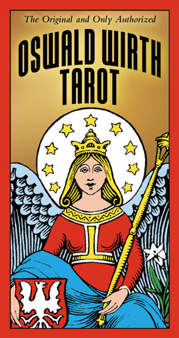 Oswald Wirth Tarot Cards