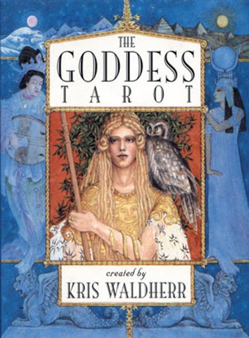 Goddess Tarot Cards