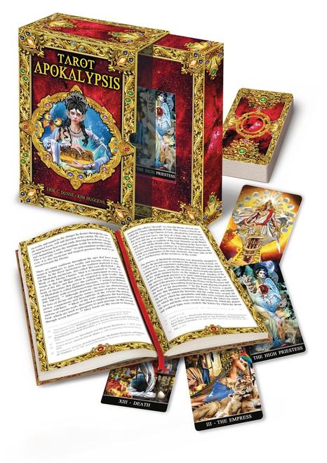 Tarot Apokalypsis Set