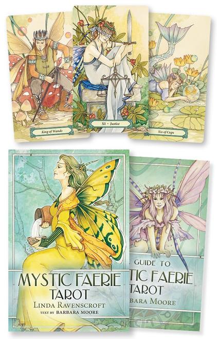 Mystic Faerie Tarot Set