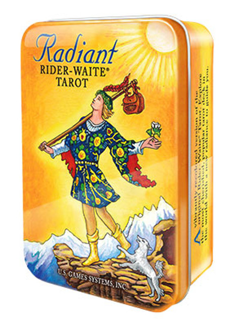 Radiant Rider Waite Tarot - in a Tin