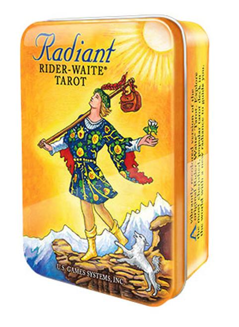 Radiant Rider Waite Tarot - in a Tin