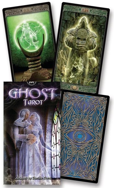 Ghost Tarot Deck