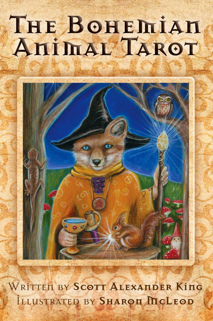 The Bohemian Animal Tarot