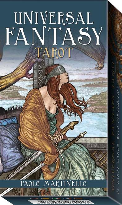 Universal Fantasy Tarot Cards