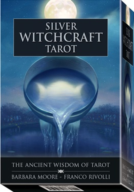 Silver Witchcraft Tarot Set