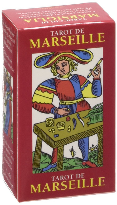 Tarot of Marseille Mini Cards