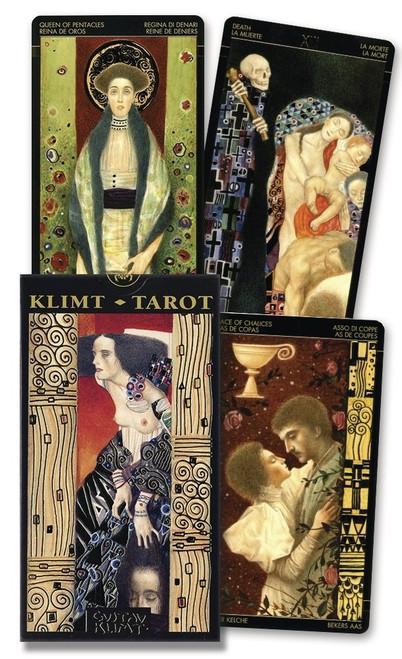 Klimt Tarot (Previously Golden Tarot of Klimt)