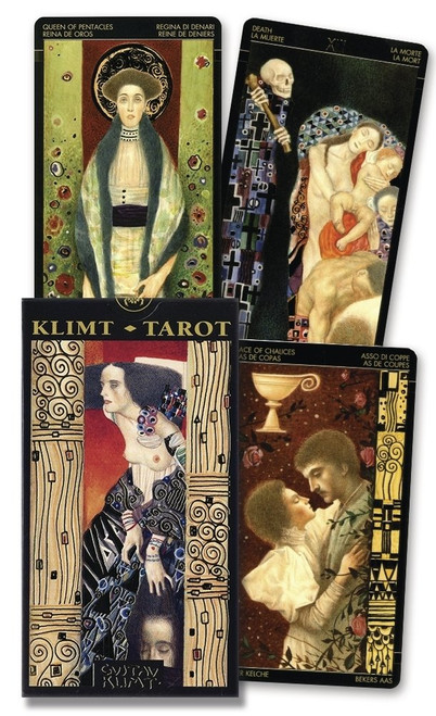 Klimt Tarot (Previously Golden Tarot of Klimt)