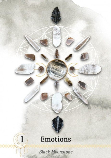 Crystal Grid Oracle