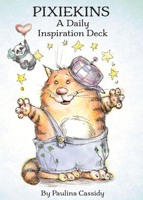 Pixiekins: A Daily Inspirational Deck