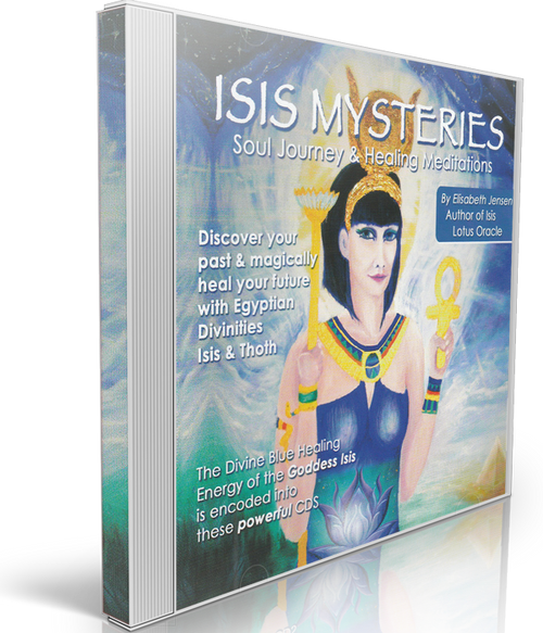 Isis Mysteries CD Meditations From the Egyptian Gods Isis & Thoth