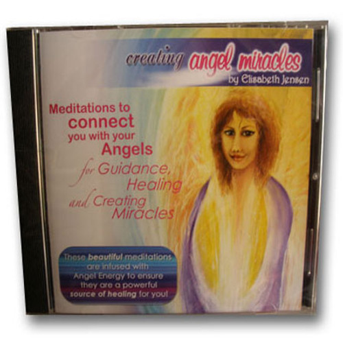 Creating Angel Miracles Meditation CD