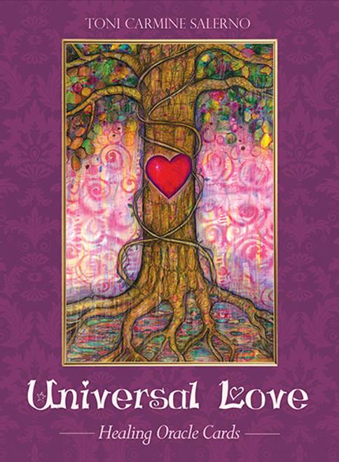Universal Love Healing Oracle Deck