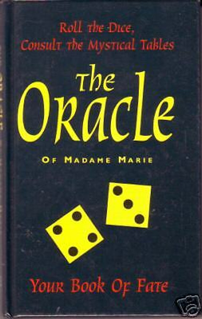 The Oracle of Madame Marie: Your Book of Fate