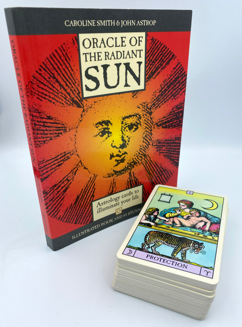 Oracle of the Radiant Sun Set - No Box