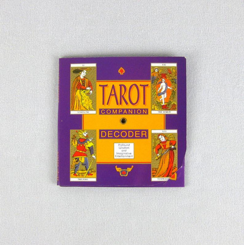 Tarot Companion Decoder