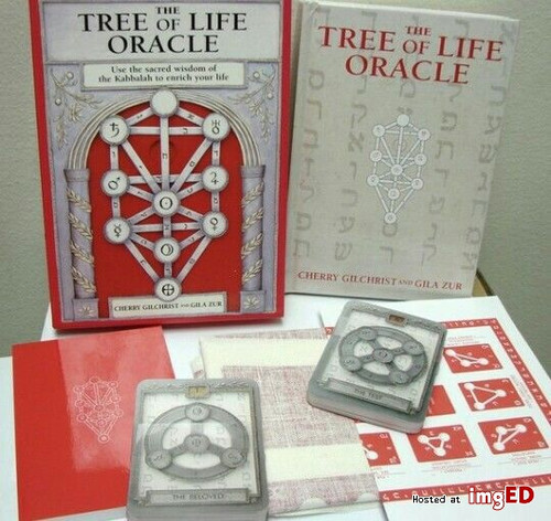 The Tree of Life Oracle: Use the Sacred Wisdom of the Kabbalah to Enrich Your Life.