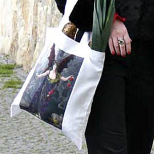 Romantic Victorian Tote - The Devil - OOP