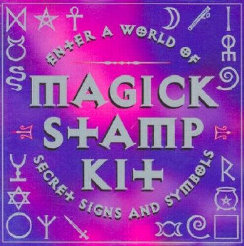 Magick Stamp Kit