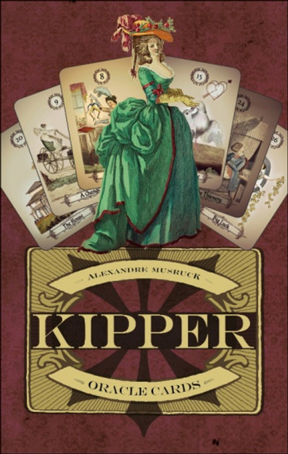 Kipper Oracle Cards